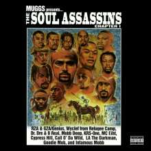 Soul Assassins: Muggs Presents The Soul Assassins (Chapter 1) (180g), 2 LPs