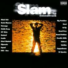 Filmmusik: Slam: The Soundtrack (180g) (Limited Numbered Edition) (Red Vinyl), 2 LPs
