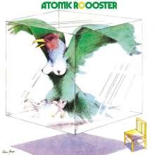 Atomic Rooster: Atomic Roooster (Album 1970) (180g), LP