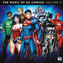 The Music Of DC Comics Vol. 2 (180g), 2 LPs