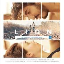 Filmmusik: Lion (180g) (Limited-Numbered-Edition) (Blue Vinyl), LP