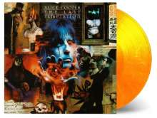 Alice Cooper: The Last Temptation (180g) (Limited-Numbered-Edition) (Flaming Vinyl)