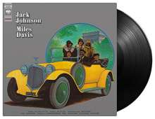 Miles Davis (1926-1991): Jack Johnson (remastered) (180g), LP