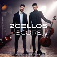 2 Cellos (Luka Sulic & Stjepan Hauser): Score (180g), 2 LPs