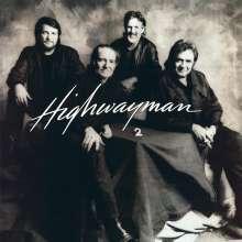 The Highwaymen (Waylon Jennings, Willie Nelson, Johnny Cash & Kris Kristofferson): Highwayman 2 (180g), LP