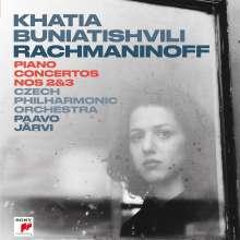 Sergej Rachmaninoff (1873-1943): Klavierkonzerte Nr.2 & 3 (180g), 2 LPs