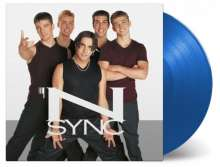 *NSYNC: *NSYNC (180g) (Limited-Numbered-Edition) (Blue Vinyl), LP