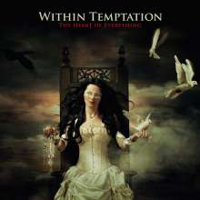 Within Temptation: Heart Of Everything (180g) (Limited Numbered Edition) (Gold/Black Swirled Vinyl), 2 LPs