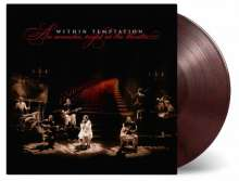 Within Temptation: An Acoustic Night At The Theatre (180g) (Limited Numbered Edition) (Red & Black Marbled Vinyl), LP