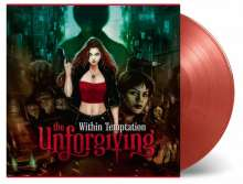 Within Temptation: The Unforgiving (180g) (Limited Numbered Edition) (Gold & Red Swirled Vinyl), 2 LPs