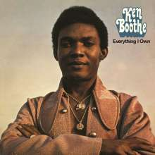 Ken Boothe: Everything I Own (180g), LP