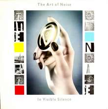 The Art Of Noise: In Visible Silence (remastered) (180g) (Limited-Numbered-Edition) (Translucent Blue Vinyl), 2 LPs