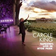 Carole King: Tapestry: Live In Hyde Park (remastered) (180g), 2 LPs