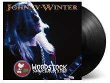 Johnny Winter: Woodstock Experience (180g), 2 LPs