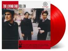 The Living End: Roll On (180g) (Limited-Numbered-Edition) (Red Vinyl), LP