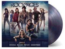 Filmmusik: Rock Of Ages (180g) (Limited-Edition) (Clear Red Blue Mixed Vinyl), 2 LPs