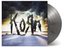 Korn: The Path Of Totality (180g) (Limited-Numbered-Edition) (Silver/Black Mixed Vinyl), LP