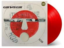 Claw Boys Claw: It's Not Me, The Horse Is Not Me, Part 1 (180g) (Limited-Numbered-Edition) (Red Vinyl), LP