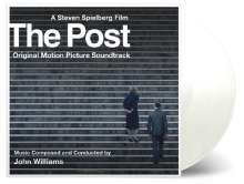 John Williams: Filmmusik: The Post (180g) (Limited-Numbered-Edition) (White Vinyl), LP