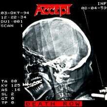 Accept: Death Row (180g), 2 LPs