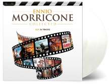 Ennio Morricone (geb. 1928): Filmmusik: Collected (180g) (Limited-Numbered-Edition) (Clear Vinyl), 2 LPs