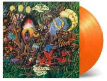 Osibisa: Welcome Home (180g) (Limited-Numbered-Edition) (Orange Yellow Mixed Vinyl), LP