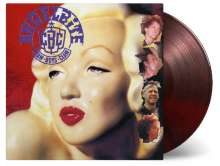 Claw Boys Claw: Angelbite (180g) (Limited-Numbered-Edition) (Red-Black Mixed Vinyl), LP