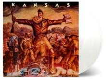 Kansas: Kansas (180g) (Limited Numbered Edition) (Translucent Vinyl), LP