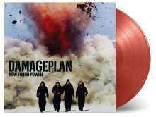 Damageplan: New Found Power (180g) (Limited-Numbered-Edition) (Gold/Red Mixed Vinyl), 2 LPs