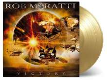 Rob Moratti: Victory (180g) (Limited-Numbered-Edition) (Gold Vinyl), LP