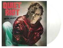 Quiet Riot: Metal Health (180g) (Limited-Numbered-Edition) (Translucent Vinyl), LP