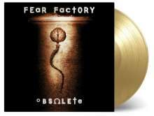 Fear Factory: Obsolete (180g) (Limited-Numbered-Edition) (Gold Vinyl), LP