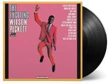 Wilson Pickett: Exciting Wilson Pickett (180g) (mono), LP