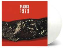 Placebo (Belgien): 1973 (180g) (Limited-Numbered-Edition) (White Vinyl), LP