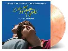 Filmmusik: Call Me By Your Name (180g) (Limited-Numbered-Edition) (Peach Colored Vinyl), 2 LPs