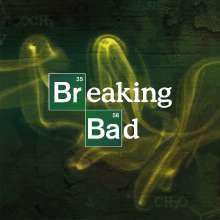 """Filmmusik: Breaking Bad (Limited-Numbered-Edition) (Albuquerque Crystal Vinyl), 5 Singles 10"""""""
