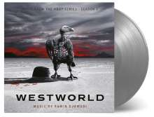 Filmmusik: Westworld Season 2 (180g) (Limited-Numbered-Edition) (Silver Vinyl), 3 LPs