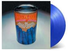 Chicken Shack (Stan Webb): 40 Blue Fingers (180g) (50th Anniversary-Edition) (Translucent Blue Vinyl), LP