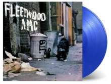 Fleetwood Mac: Peter Green's Fleetwood Mac (180g) (Limited-Numbered-Edition) (Translucent Blue Vinyl), LP