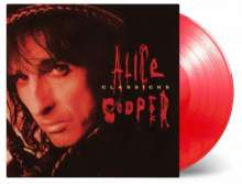 Alice Cooper: Classicks (180g) (Limited Numbered Edition) (Translucent Red Vinyl), 2 LPs