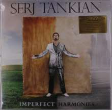 Serj Tankian (System Of A Down): Imperfect Harmonies (180g) (Limited Numbered Edition) (White Marbled Vinyl), LP