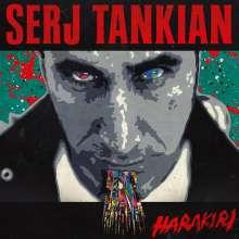 Serj Tankian (System Of A Down): Harakiri (180g), LP