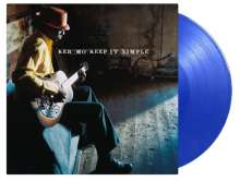 Keb' Mo': Keep It Simple (180g) (Limited-Numbered-Edition) (Translucent Blue Vinyl), LP