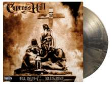 Cypress Hill: Till Death Do Us Part (180g) (Limited-Numbered-Edition) (Gold & Black Swirled Vinyl), 2 LPs