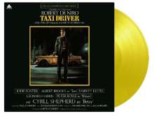 Filmmusik: Taxi Driver (180g) (Limited-Numbered-Edition) (Yellow Vinyl), LP
