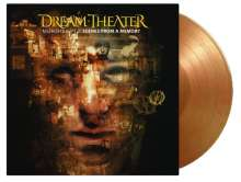 Dream Theater: Metropolis Part 2: Scenes From A Memory (180g) (Limited-Numbered-Edition) (Orange/Gold Mixed Vinyl), 2 LPs