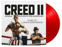 Filmmusik: Creed II (180g) (Limited-Numbered-Edition) (Red Vinyl), LP