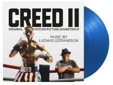 Filmmusik: Creed II (180g) (Limited-Numbered-Edition) (Blue Vinyl), LP