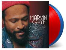 Marvin Gaye: Collected (180g) (Limited-Numbered-Deluxe-Edition) (Translucent Red & Blue Vinyl), 2 LPs
