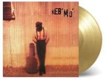 Keb' Mo': Keb 'Mo' (180g) (Limited-Numbered-Edition) (Gold Vinyl), LP
